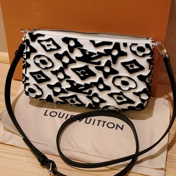 Louis Vuitton & Urs Fischer Pochette Accessory Bag